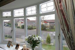 Inside Bay Window