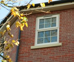 UPVC Chamfered Astral Window